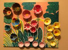 Roxanna Lawdonski - Paint Palette Garden