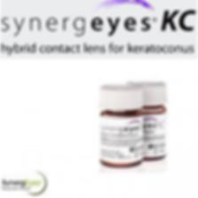Hybrid Contact Lens for Keratoconus