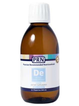 Medical Grade PRN Omega 3 Liquid 6.7 Oz. Bottle