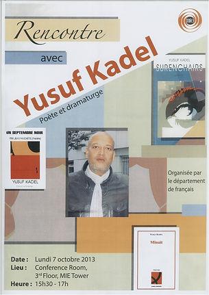 Yusuf Kadel
