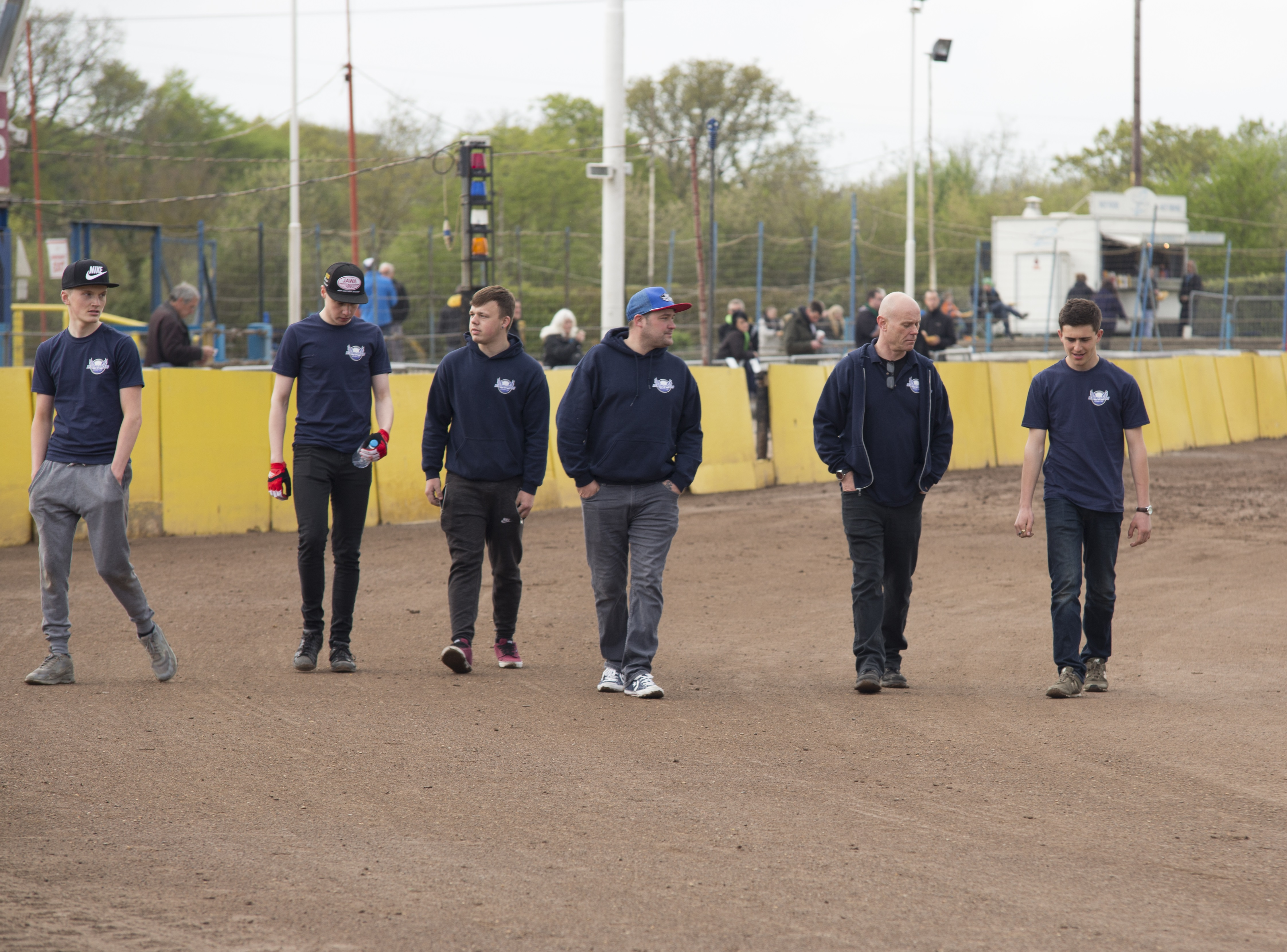 Track Walk At Eastbourne 28_4_18