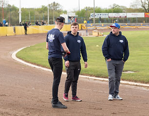Dan Gilkes, Stephen Whitehouse & Mat Ste