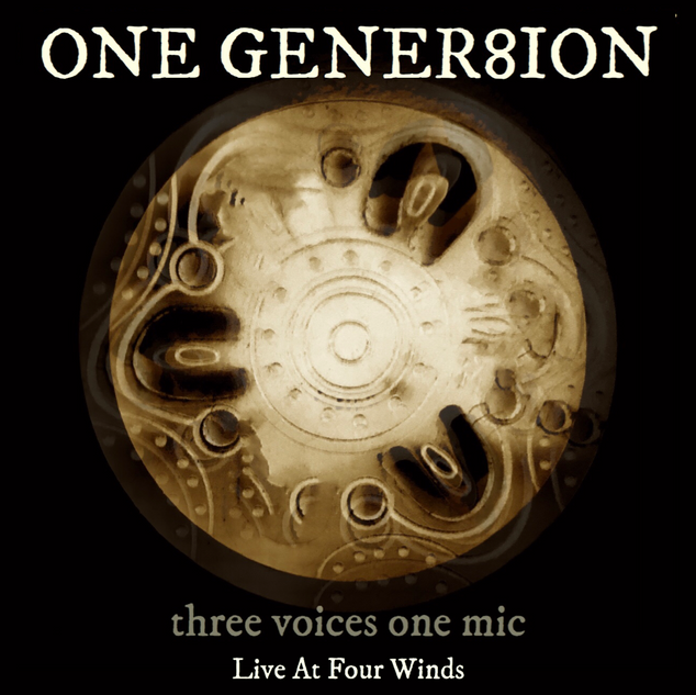 three voices one mic (Live At Four Winds)