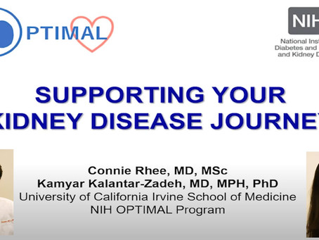 NIH OPTIMAL Study Video for Patients