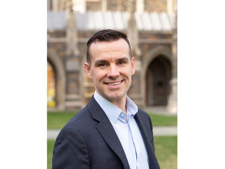HDU welcomes Shawn Gage to Professional Advisory Board