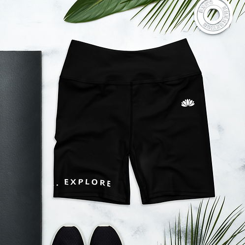 Yoga and Fitness shorts