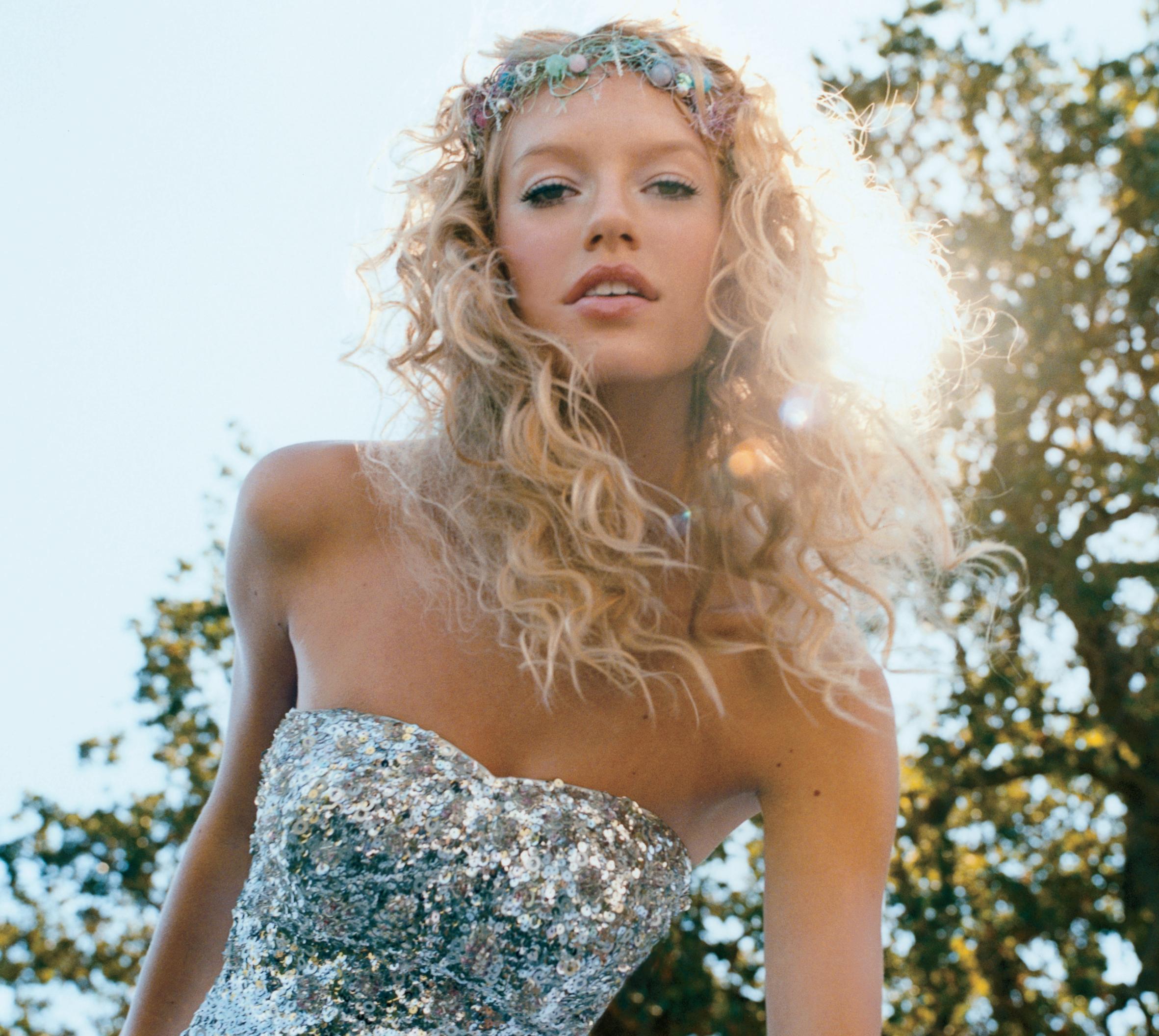 confetti tiara by Space Mermaid