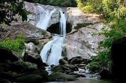 Piscinas naturais cachoeira