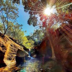 Poço Cachoeira das Andorinhas