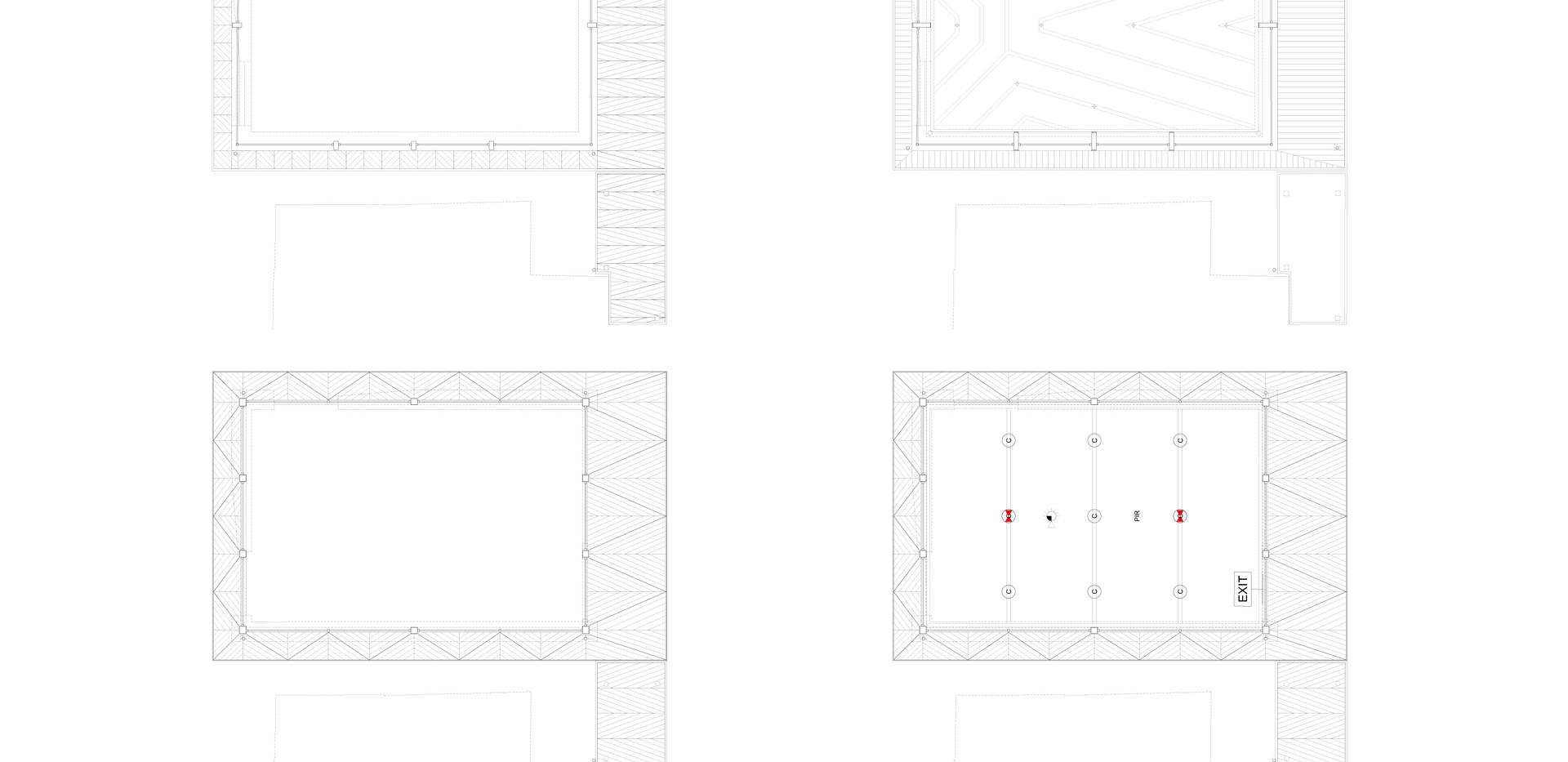 Proposed Interior ceiling design MPV