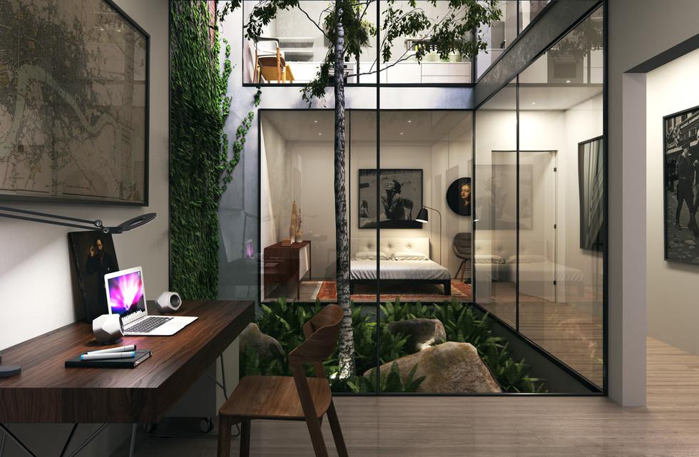 Proposed Interior View