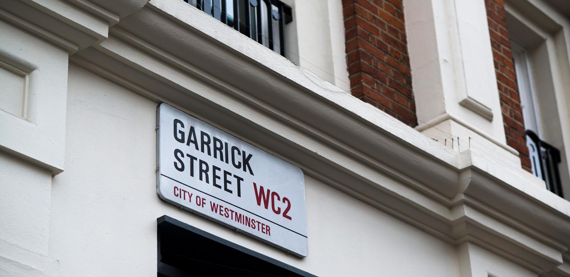 Garrick street