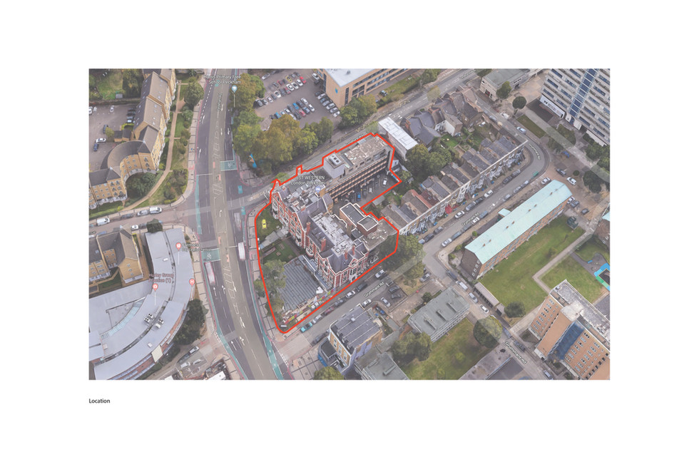 Aerial View Site