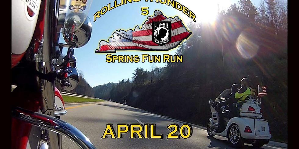 RTKY5 Spring Fun Run