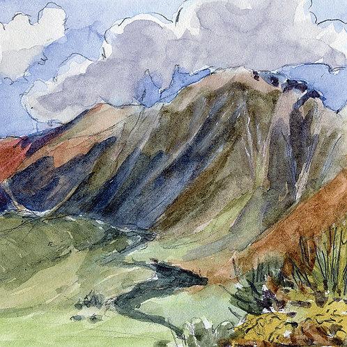Hills, Mountains & Cliffs: Sun, June 26, 2021 | 10am - 1pm PT