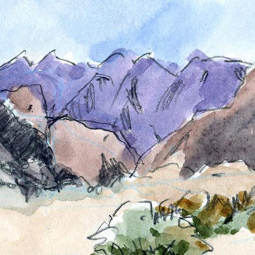 Hills, Mountains & Cliffs: Sunday, Novemer 29, 2020 | 10am - 1pm PST