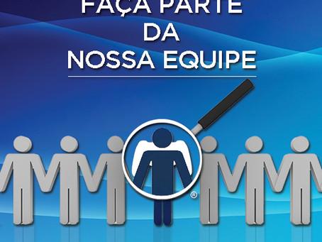 FAÇA PARTE DA NOSSA EQUIPE - TÉCNICO DE PLANEJAMENTO