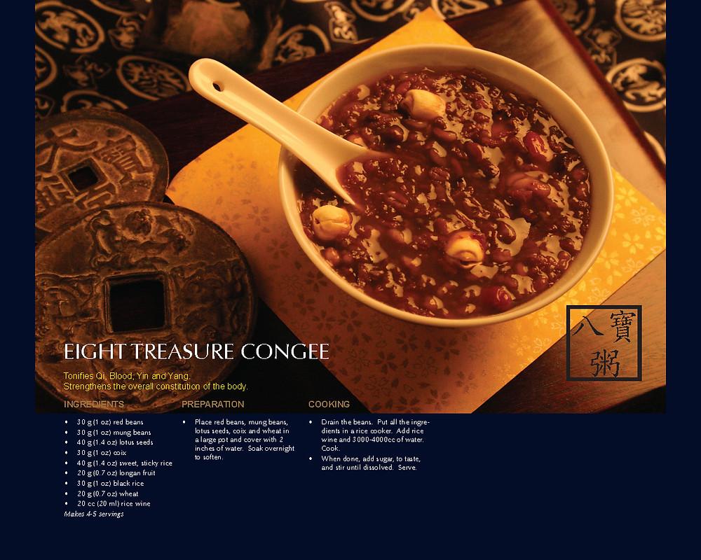 8 Treasure Congee