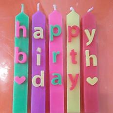 HBD Candles 01