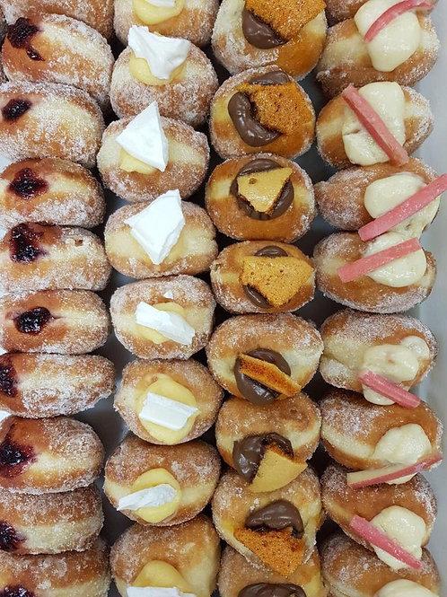 Doughnuts Salted Caramel/Nutella/Lemon Meringue