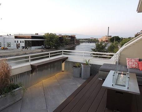 Rooftop Decks