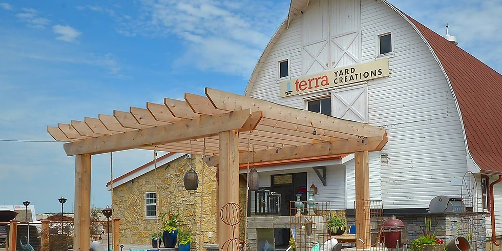 """""""Designing From The Outside In"""" Market at the Barn"""