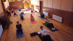 Pilates Olive Keyes at Knockcroghery Pil