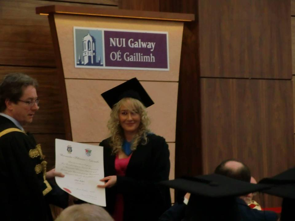 Pilates Olive Keyes at NUI Galway