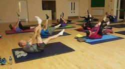 Pilates Olive Keyes Tubber