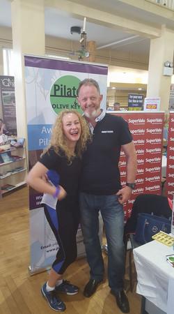 Pilates Olive Keyes & John McDevitt