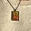 Thumbnail: Carrots | Fine Art Glass Pendant Necklace