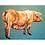 Thumbnail: Pig in a Bra | Fine Art Print