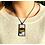 Thumbnail: Wild Atlantic Waters I Fine Art Glass Pendant Necklace