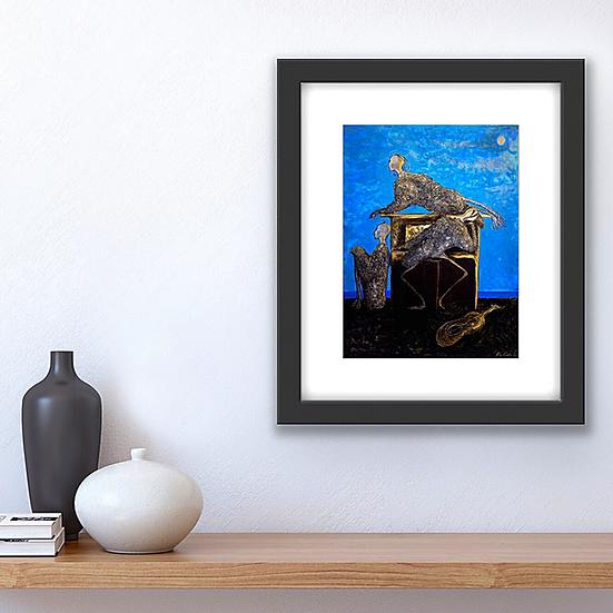 No Sailors Today | Fine Art Print