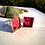 Thumbnail: Red Cabbage | Fine Art Glass Cufflinks