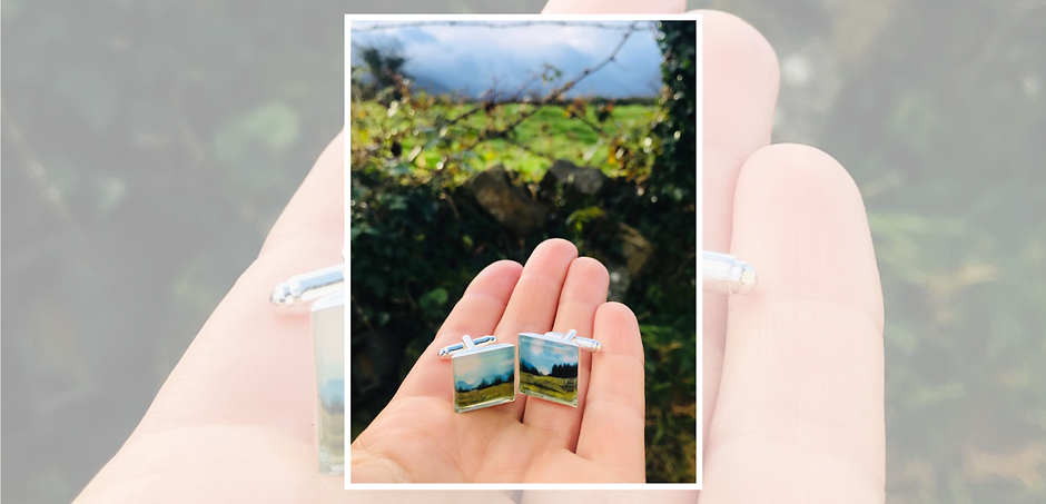 Handmade Irish Gifts_Cufflinks_Ruth Cadd
