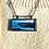 Thumbnail: Lights on Spiddal Pier | Fine Art Glass Pendant Necklace