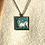 Thumbnail: Self Control I Fine Art Glass Pendant Necklace