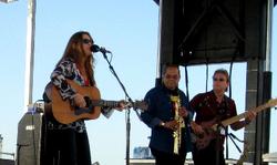 With Butch Thomas & Vinnie Seplesky
