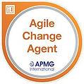 Agile Change Accreditation Badge
