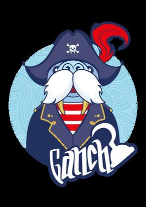 Gancho - radio show logo