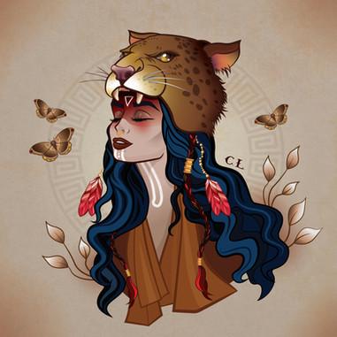 Jaguar Priestess