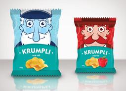 Krumpli packaging