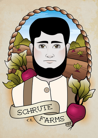 Mose Schrute - The Office
