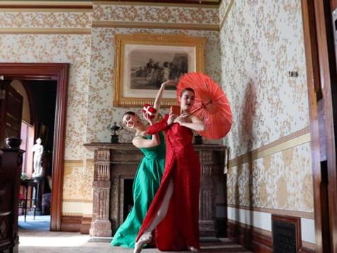 Ballet Hartford and the Mark Twain House