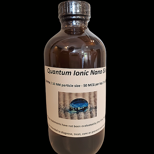 Quantum Ionic Nano Silver