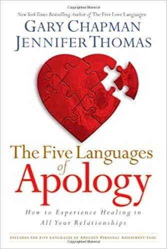 """חמש שפות הסליחה. ד""""ר מיכל צוקר על זוגיות מוצלחת"""