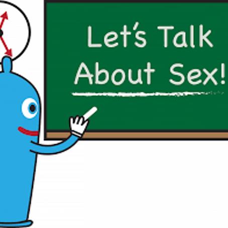 איך לדבר עם הילדים על מין?