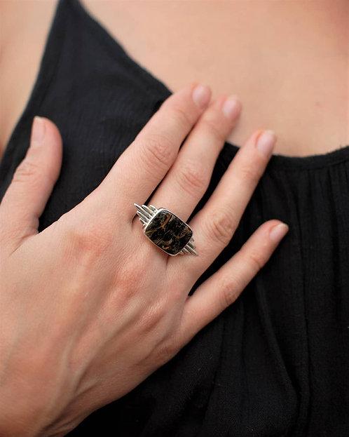 Pietersiet Silber Ring
