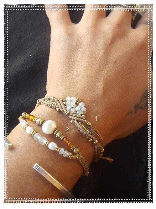 Armband Mondstein Nr.1